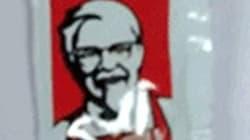 Ce sachet de ketchup du Colonel Sanders hantera vos rêves