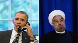 Appel téléphonique historique entre Obama et