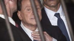 Berlusconi presenta la sua memoria difensiva