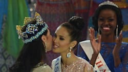 Miss Monde vient des Philippines, Miss France