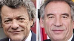 Bayrou ironise sur son rapprochement avec Borloo :