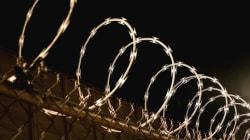 Police Probe Prison