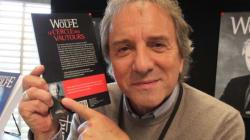 «Les maîtres du suspense», Michel Côté et Robin Aubert ont un livre à écrire