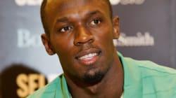 Usain Bolt :