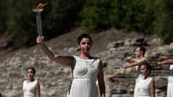 L'esprit olympique s'enflamme à Olympie