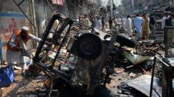 Au moins 38 morts dans un attentat au Pakistan