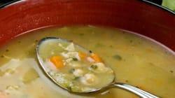 Défi #3 : Une soupe-repas pleine de bonnes