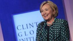 Hillary Clinton à Montréal en