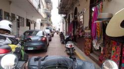Traffic, Locks and Doors: Panama