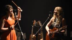 Les Soeurs Boulay récoltent 7 nominations au prochain