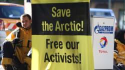 Quatre militants de Greenpeace et un vidéaste ont été inculpés en
