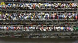 En France, la livraison gratuite des livres de Amazon, c'est