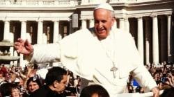 Il Papa è su Instagram... da