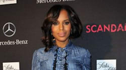 Kerry Washington Channels 'Gone With The