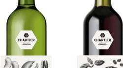 Les vins de François Chartier sont arrivés à la