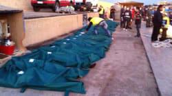Naufrage à Lampedusa: chronique de 300 morts