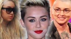 Miley Cyrus Mocks Sinead O'Connor After