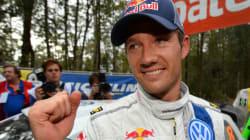 Le champion du monde de rallye est Français: Ogier succède à