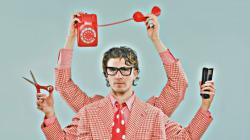 Multitasking Can Damage Your Brain: