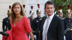 La femme de Manuel Valls n'a jamais donné d'interview dans la presse