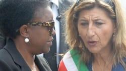 Il ministro Kyenge a Lampedusa, mercoledì anche Barroso