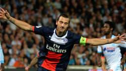 Le PSG bat l'OM à Marseille 2 à
