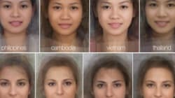 LOOK: Average Woman's Face Around The