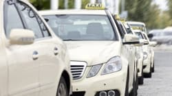 Airport Taxi Drivers Refuse To Take Passengers..