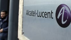 Alcatel-Lucent supprime 900 postes en France, 10.000 dans le