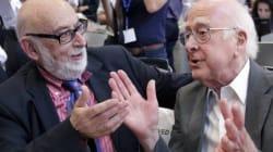 Peter Higgs e Francois Englert vincono il premio Nobel per la