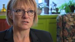 Laval : la candidate Claire Le Bel craint pour sa