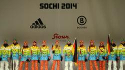 La flamme olympique de Sotchi crée une