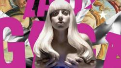 Lady Gaga si fa scolpire nuda. Ecco la cover di
