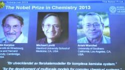 Le Nobel de chimie à Karplus, Levitt et