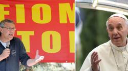 Intervista a Maurizio Landini: Papa Francesco combatte le ingiustizie. Incontrarlo sarebbe un