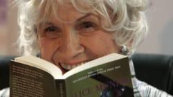 Alice Munro, «géante de la littérature», pour Stephen