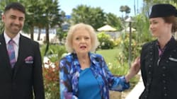 WATCH: Betty White Teaches You All About Flight