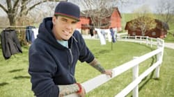Vanilla Ice 'Goes Amish' -- For