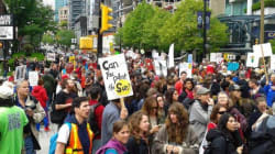 Hundreds March Against GMO
