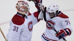 Carey Price se dresse et le Canadien l'emporte 4-1 face aux