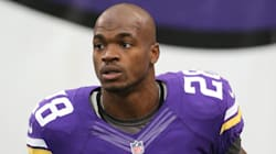Adrian Peterson Doesn't Deserve a Second Chance After Abusing His
