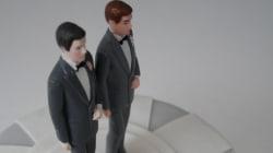 Mariage gay entre Français et étrangers: