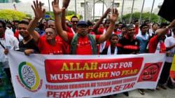 Le mot «Allah» interdit pour un journal chrétien