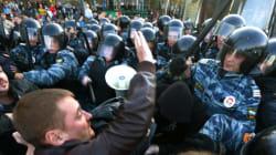 Raids policiers à Moscou contre les immigrés après des émeutes