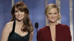Golden Globes: Tina Fey et Amy Poehler animeront les deux prochaines