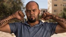 Des réfugiés syriens partagent leurs histoires grâce à des messages sur leurs