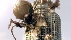 L'ultima americanata: Big Ass Spider (FOTO,