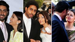 LOOK: Aishwarya And Abhishek Then And