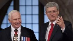 Harper's Throne Speech Was a Little Like