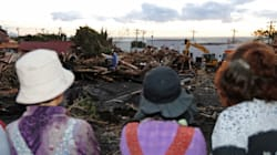 Fukushima: le typhon a fait couler des éléments radioactifs dans un fossé menant à la